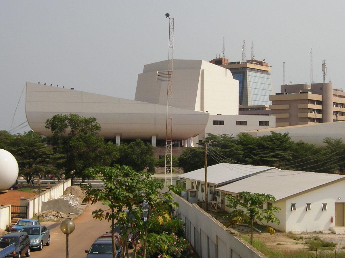 Radio Stations In Accra Ghana World Radio Map