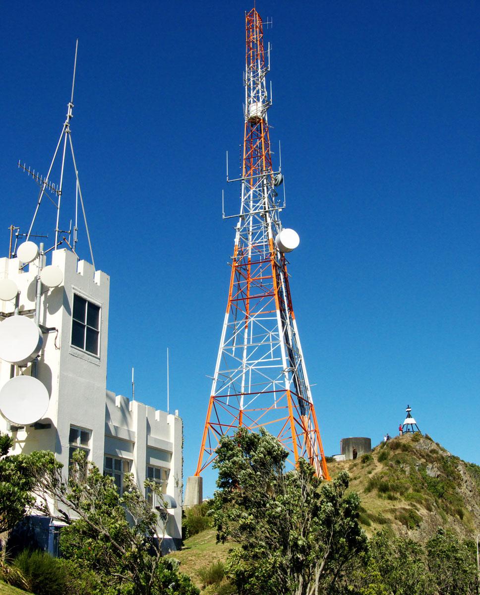 Radio stations in Wellington, New Zealand — World Radio Map