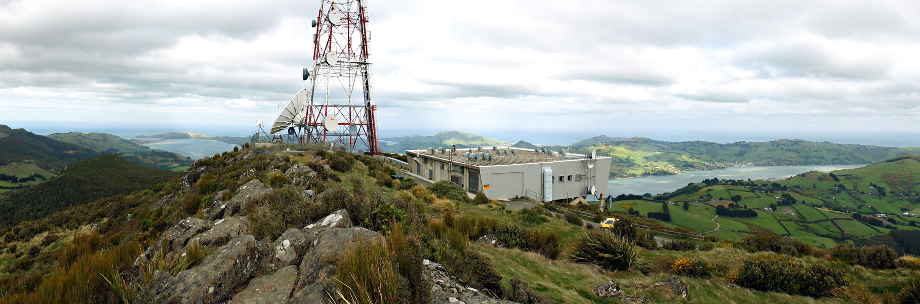Radio stations in Dunedin, New Zealand — World Radio Map